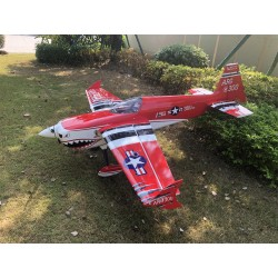 """SKYWING 102"""" ARS 300 V3 ARF 2591MM ROUGE PINTING"""