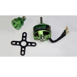MOTEUR BRUSHLESS DM2810 Kv1000 88g