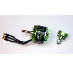 MOTEUR BRUSHLESS DM2815 Kv850 118g