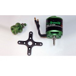 MOTEUR BRUSHLESS DM3630 Kv450 293g