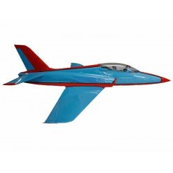 "SPORT JET ODYSSEY ""PORSCHE"" 2190MM ARF TOP RC MODEL"