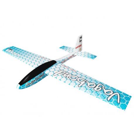 VAGABOND 1500  ARF Hexa BleuHacker Model
