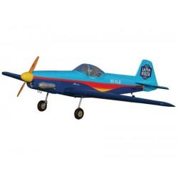 Zlin Acrobat bleu ARF 1610mm EP/GP