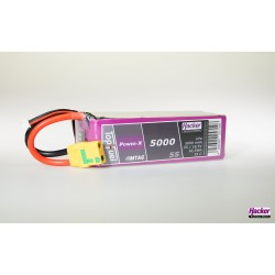 Accu LiPo TopFuel Power-X 5000mAh 5S 35C