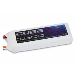 ACCU LIPO SLS X-CUBE 1600MAH 3S 30C
