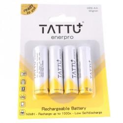 Batterie NiMH LS2A TATTU 1.2V-2100mAh (X4)