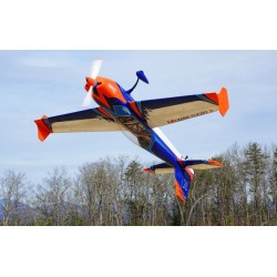 "EXTRA 300 70"" V2 Orange / Bleu (1.78m) ARF"