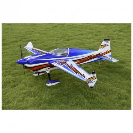 """SKYWING 73"""" SLICK 360 ARF 1854MM BLEU"""