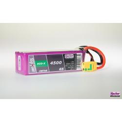 Accu LiPo TopFuel ECO-X 4500mAh 6S 20C MTAG