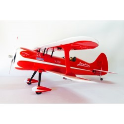 "MUSCLE BIPE 54"" 1380MM ROUGE ET BLANC LEGACY AVIATION"