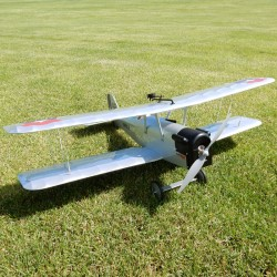 BIPLAN S.E.5A 1000MM BRITISH FIGHTER CHILE ELECTRO KIT A CONSTRUIRE