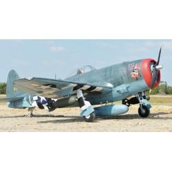 P-47 THUNDERBOLT V2 ARF 2075MM 60CC