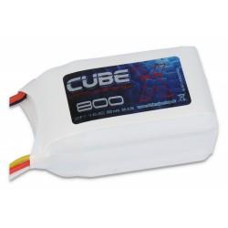 ACCU LIPO SLS X-CUBE 800MAH 3S 40C