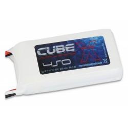 ACCU LIPO SLS X-CUBE 450MAH 2S 30C