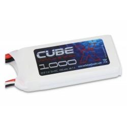 ACCU LIPO SLS X-CUBE 1000MAH 2S 30C