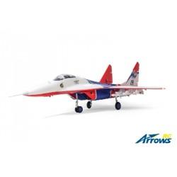 MIG-29 TWIN 64MM EDF 906MM PNP ARROW RC