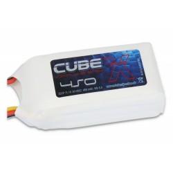 ACCU LIPO SLS X-CUBE 450MAH 3S 30C