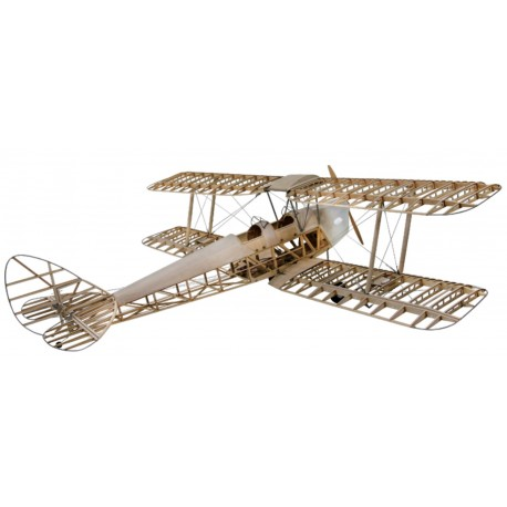 DE HAVILAND DH82A TIGER MOTH 2360MM KIT A CONSTRUIRE