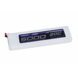 ACCU LIPO SLS XTRON 5000mAh 2S 20C