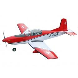 PILATUS PC-7 ARF 1500MM SWISS VQ MODEL