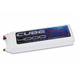ACCU LIPO SLS X-CUBE 4000MAH 3S 30C