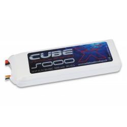 ACCU LIPO SLS X-CUBE 5000MAH 3S 30C