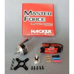 COMBO MASTER FORCE 3530CA-14 1000KV 74GR / ESC 45A (250W)