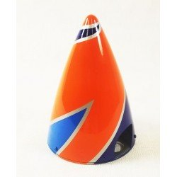 "CONE CARBONE 127MM (5"") Jim Bourke Extreme Flight"