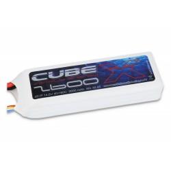 ACCU LIPO SLS X-CUBE 2600MAH 4S 30C