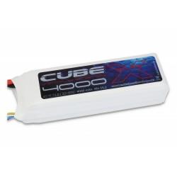ACCU LIPO SLS X-CUBE 4000MAH 4S 30C