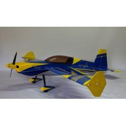 """EDGE 540T  V2 60"""" Jaune/bleu (1.52m) ARF"""