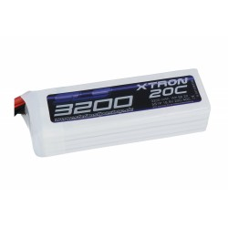 ACCU LIPO SLS XTRON 3200mAh 5S 30C