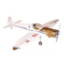 SILENCE TWISTER 15CC 1700MM ARF SEAGULL MODELS