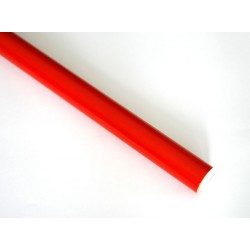Entoilage 200X63cm rouge clair