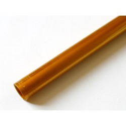 Entoilage 200X63cm translucide jaune