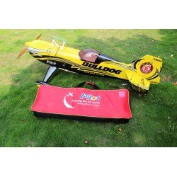 "HOUSSE D'AILES PITTS 73"" PILOT RC"