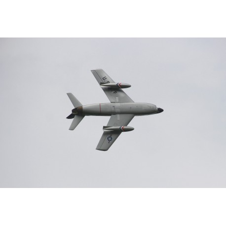 DROP TANK F86D PILOT RC