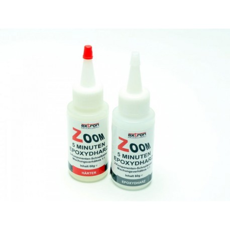 COLLE EPOXY 5MIN 120grs EXTRON
