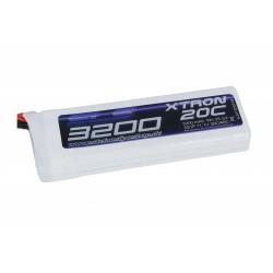 ACCU LIPO SLS XTRON 3200mAh 3S 20C