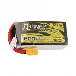 Accu LiPo Tattu R-LINE V3 1800mAh 4S 120C