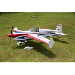 "SKYWING 101"" LASER 260 V2 ARF 2565MM ROUGE/BLANC COVERING"