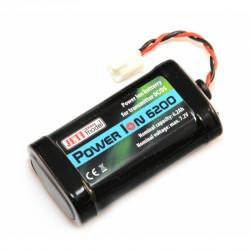 Batterie de émetteur DC/DS  JETI Ion 6200mAh 1S