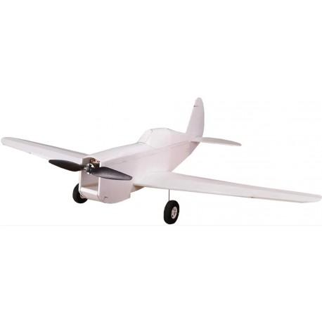 FT P-40 1054MM FLITE TEST
