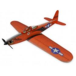 P-63 KINGCOBRA ARF 840MM PRETTY POLLY HACKER MODEL