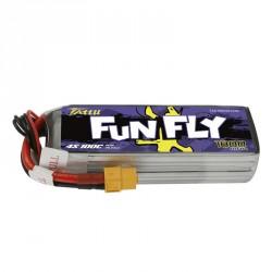 Accu LiPo Tattu Funfly serie 1800mAh 4S 100C