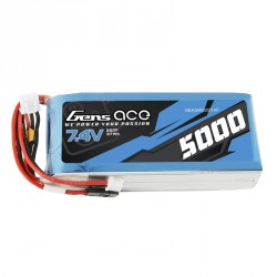 Accu LiPo GENS ACE RX/TX 5000mAh 2S