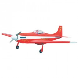 P-51 MUSTANG 46 ARF1460MM ROUGE THE WORLD MODELS