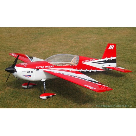 """EXTRA 300 EXP 91"""" ROUGE (2.31m) ARF"""
