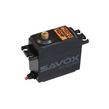 SAVOX SC-0254MG  49grs/7.2kg
