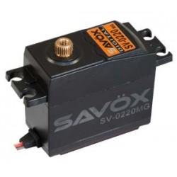 SAVOX SV-0220MG HV 59grs/8kg